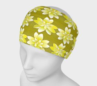 Aperçu de Yellow Flowers Dot