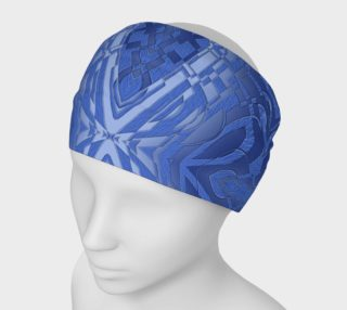 Aperçu de Pieces Swirled - Blue