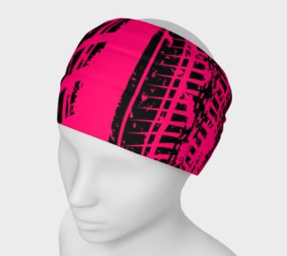 Aperçu de Hit & Run Hot Pink Headband 2 by GearX