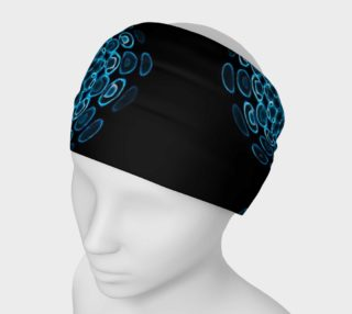 Blue Sound - Headband - by Danita Lyn preview