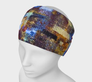 Abstract Mosaic with Blue Headband preview