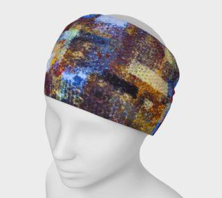 Aperçu de Abstract Mosaic with Blue Headband