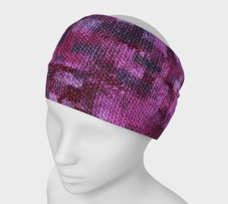 Pink Mosaic Headband preview