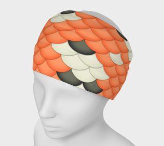 Koi Mermaid Headband preview