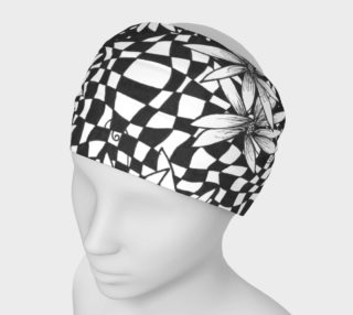 Floral Geometry Headband preview