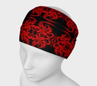 Baroque Red Headband preview