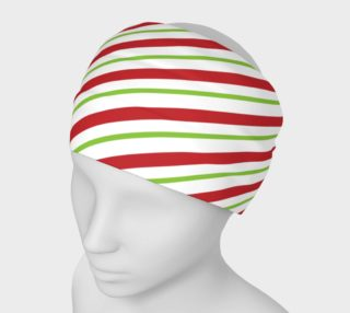 Candy Cane Headband preview