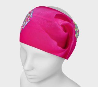 Aperçu de Eye Candy and Soul Food Rose Headband