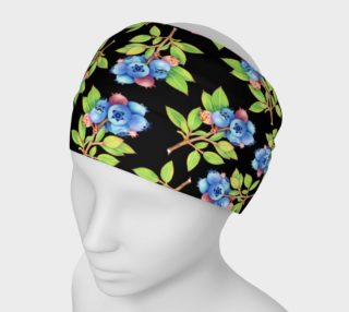 Blueberry Sprig Headband preview