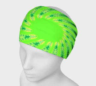 Down the Rabbit Hole Headband preview