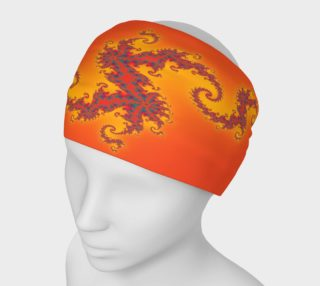 Sunset Swirl Headband preview