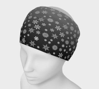 Snow Flurries Headband preview