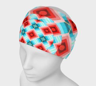 Aperçu de Groovy Argyle Headband