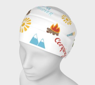 Camping Headband preview