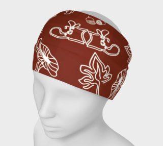 Aperçu de Fall Maple Headband