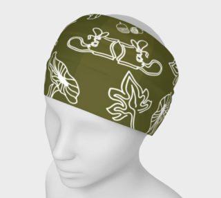 Aperçu de Fall Birch Headband