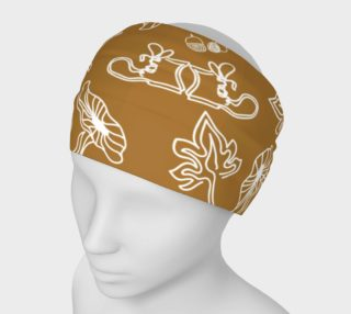 Aperçu de Fall Leaf Headband