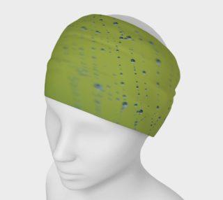 Aperçu de Wet Web Green Headband