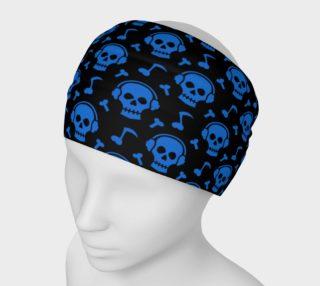Aperçu de Skull Beats Blue