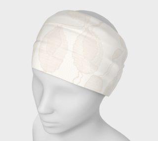 Aperçu de Tropical Wedding Lace Headband