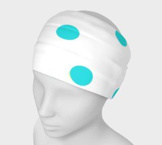 Boi Blu Polka Dots Headband preview
