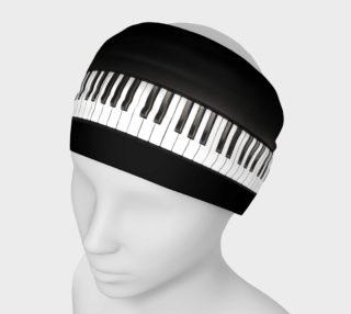 Aperçu de Black Piano Musician