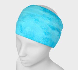 Aquatic Blues Headband preview