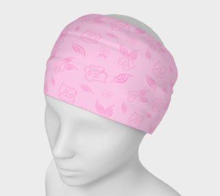 Cartoon Rose Headband preview