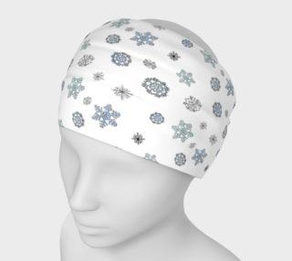 Snowflakes Headband preview