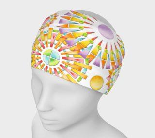 Aperçu de Sorbet Fireworks Headband