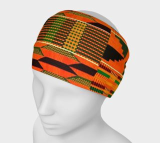 orange kente preview