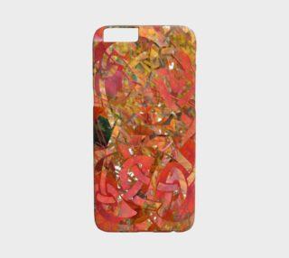 Aperçu de Autumnal Celtic Celebration, iPhone 6 Case