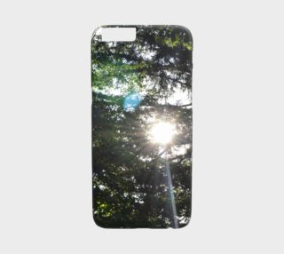 Through The Trees iPhone 6 Case preview