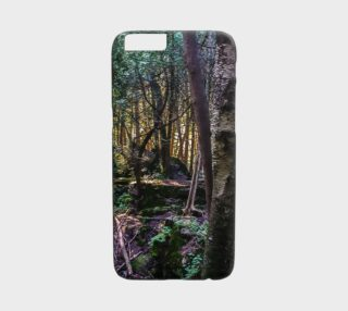 Forest Art iPhone 6 Case preview