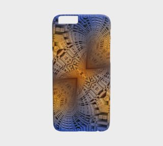 Golden Puzzle iPhone 6 Case preview