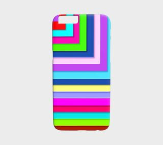 Hip To Be Square iPhone 6/6s Case preview