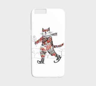 Figure-Skater Cat preview