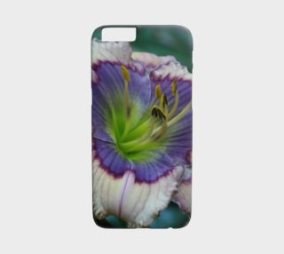 blue beetle daylily iphone 6 preview