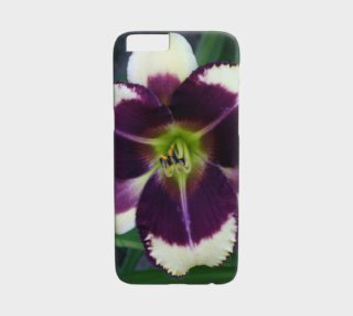 iphone 6 daylily case preview