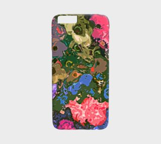 Floral Eye Candy Abstract iPhone 6 Case preview
