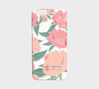 Aperçu de Heirloom Floral iPhone 6 Case