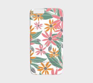 Aperçu de Phloxy Floral iPhone 6 Case