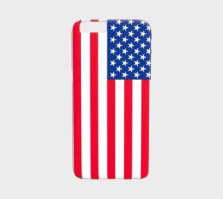 Aperçu de American Flag iPhone 6 Case