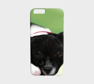 Aperçu de Waiting for the Family iPhone 6 / 6S Case