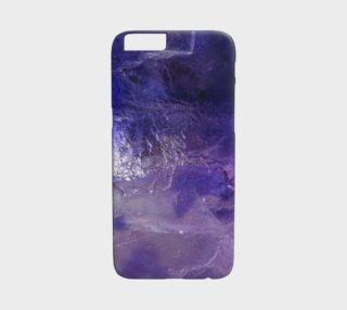 Aperçu de Purple Fluorite Mineral