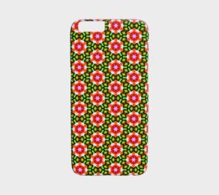 Aperçu de Floral Pattern iPhone 6 /6S Case