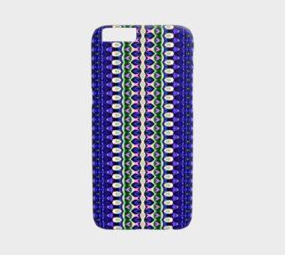 Aperçu de Preppy Aztec Pattern iPhone 6 /6S Case