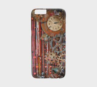 Aperçu de Big Ben Steam Clock iPhone 6 6S