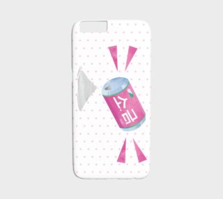 Overwatch D.Va so salty cellphone case preview