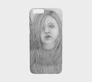 Angel Eyes -  iPhone 6 / 6s Phone Case preview